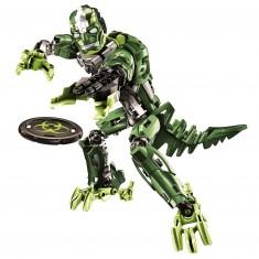 Figurine Spiderman Techbot à construire : Le Lézard