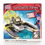 Jeu de construction : Spider Man : Véhicule du Lézard