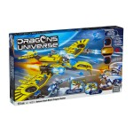 Jeu de construction électronique et pistolet : Dragons universe : Deluxe Dual-blast Dragon Hunter