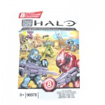 Megablok Halo : Mini figurine d'action à collectionner :  Série 8
