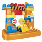 Megabloks : Baril de construction