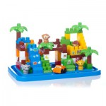 Megabloks : Baril Safari