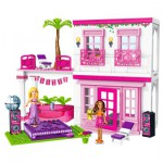 Megabloks Barbie : La maison de la plage