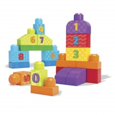 Megabloks First Builders : 1.2.3... On compte !