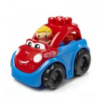 Megabloks Lil'Vehicles : Ricky la voiture de course