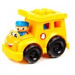 Megabloks Lil'Vehicles : Sonny l'autobus scolaire