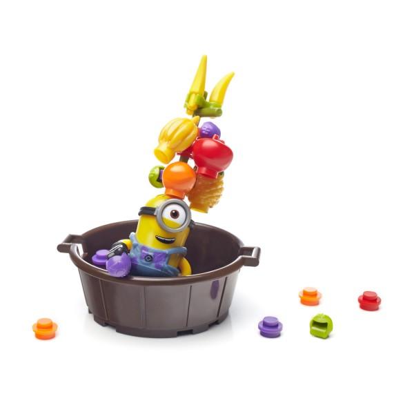 Megabloks Minions : Mini set : Gelée de fruit - Megabloks-DMV20-DKY83