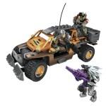 Véhicule et figurines à assembler : Halo : Unsc Spade Contre Skirmisher
