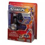 Toupie avec lanceur et commande magnétique : Battle Strikers : Kaos