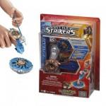 Toupie avec lanceur et commande magnétique : Battle Strikers : Rexer