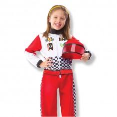 Déguisement Enfant : Pilote Automobile 3/5 ans