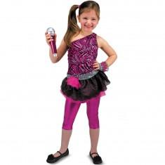 Déguisement enfant : Rock star 3/5 ans