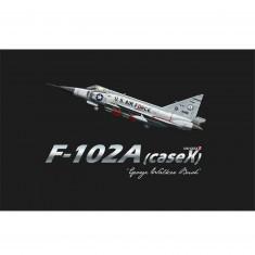 Maquette avion : Convair F-102A Georges Walker Bush