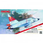 Maquette avion : Convair F-102A
