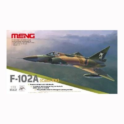 Maquette Avion CONVAIR F-102A (Case XX) - Meng-DS005