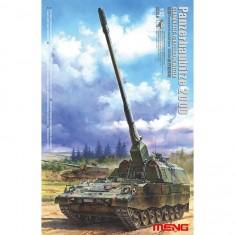 Maquette Char : Panzerhaubitze 2000, canon automoteur allemand