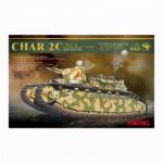 Maquette char super lourd français 2C 1940