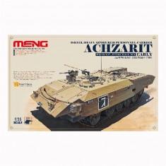 Maquette char Véhicule de transport de troupes blindé israékuebs ACHZARIT (début de production)