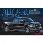 Maquette voiture : Ford F-350 Super Duty Crew Cab