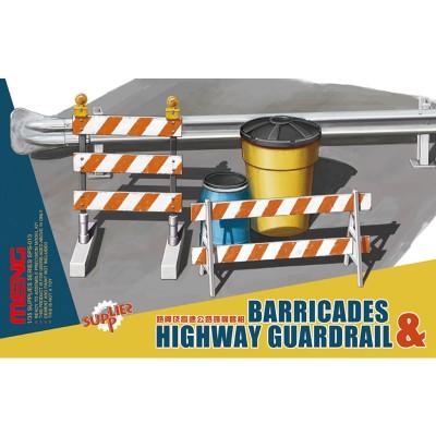 Protections et glissières d'autoroutes - Meng-SPS013
