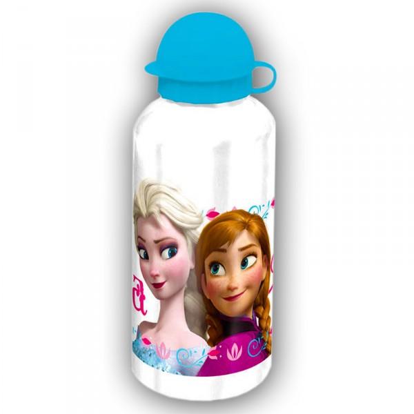 Gourde 500 ml La Reine des Neiges (Frozen) : Blanc - Mercier-887062-Blanc