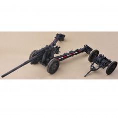 Maquette Accessoires Militaires : Canon allemand 10.5 cm K18 105mm 1/16