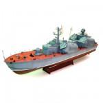 Maquette bateau : Corvette lance-missiles russe Classe OSA-1