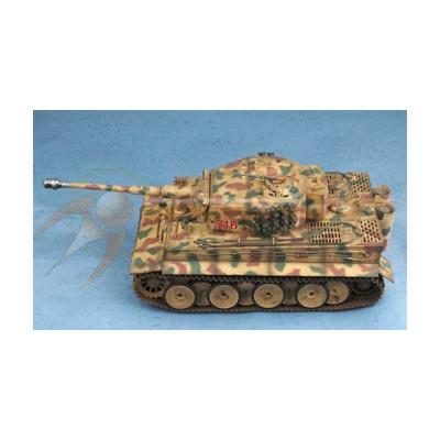 Maquette Char : PzKpfw VI TIGER - Bataille de Kurland, front est 1944 - Merit-MIL-86001