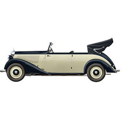 Maquette Cabriolet B allemand Type 170V  - MiniArt-35107