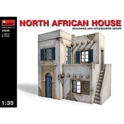 maquette ruines de guerre maison style afrique du nord. Black Bedroom Furniture Sets. Home Design Ideas
