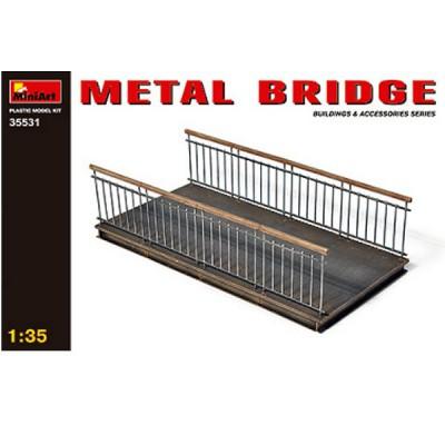 Maquette pont en métal - MiniArt-35531