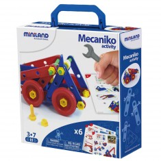 Jeu de construction : Mecaniko