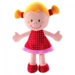 Poupée de chiffon  Ma première poupée : Mimi