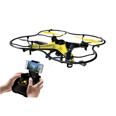 Drone radiocommandé 32 HCS jaune - Modelco-90276.002