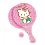 Jeu de raquettes Hello Kitty