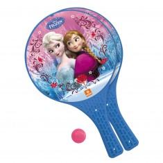 Jeu de raquettes La Reine des Neiges (Frozen)