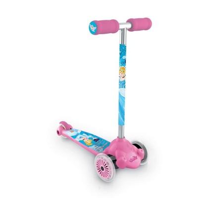 patinette 3 roues twist roll cendrillon jeux et jouets mondo avenue des jeux. Black Bedroom Furniture Sets. Home Design Ideas