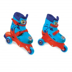 Rollers ajustables pointure 29/32 : Pat'Patrouille (PAW Patrol)