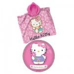 Set poncho : Sac Hello Kitty Poncho et ballon