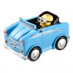 Véhicule Minion : Voiture bleue