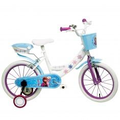 Vélo 14 pouces : La Reine des Neiges (Frozen)