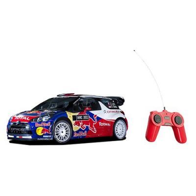 Voiture radiocommandée Citroën DS3 WRC : 1/24 - Mondo-63114