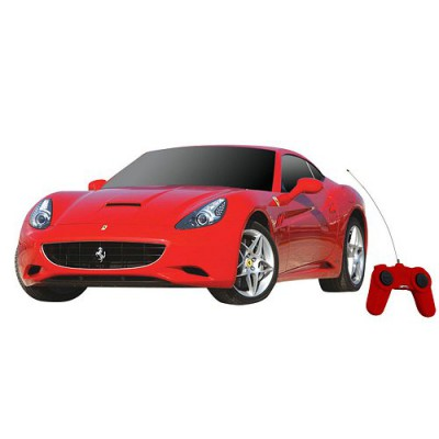 voiture radiocommand e ferrari california 1 24 jeux et jouets mondo avenue des jeux. Black Bedroom Furniture Sets. Home Design Ideas