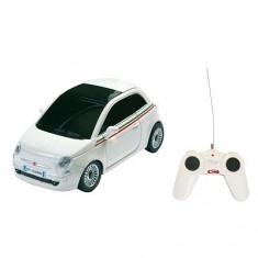 Voiture radiocommandée Nouvelle Fiat 500 R/C : Blanc