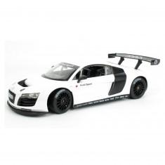 Voiture radiocommandée : Audi R8 LMS blanche