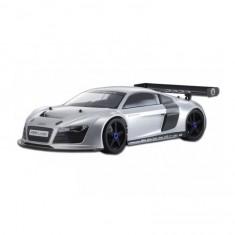 Voiture radiocommandée : Audi R8 LMS grise