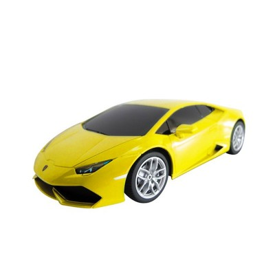 voiture radiocommand e lamborghini hurican jaune jeux et jouets mondo avenue des jeux. Black Bedroom Furniture Sets. Home Design Ideas