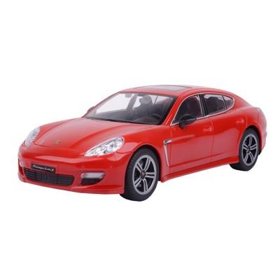 Voiture radiocommandée : Porsche Panamera turbo S rouge - Mondo-63351-Rouge