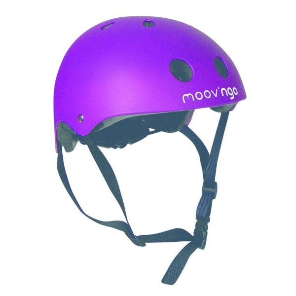 Casque de protection enfant S/M : Rose - Moov-MNG65-S/M