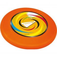Disque à lancer orange